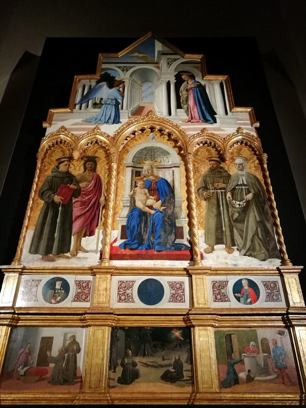 Galleria dell'Umbria - Piero Della Francesca
