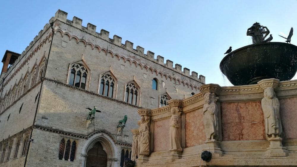 Faccio un salto alla Galleria Nazionale dell'Umbria