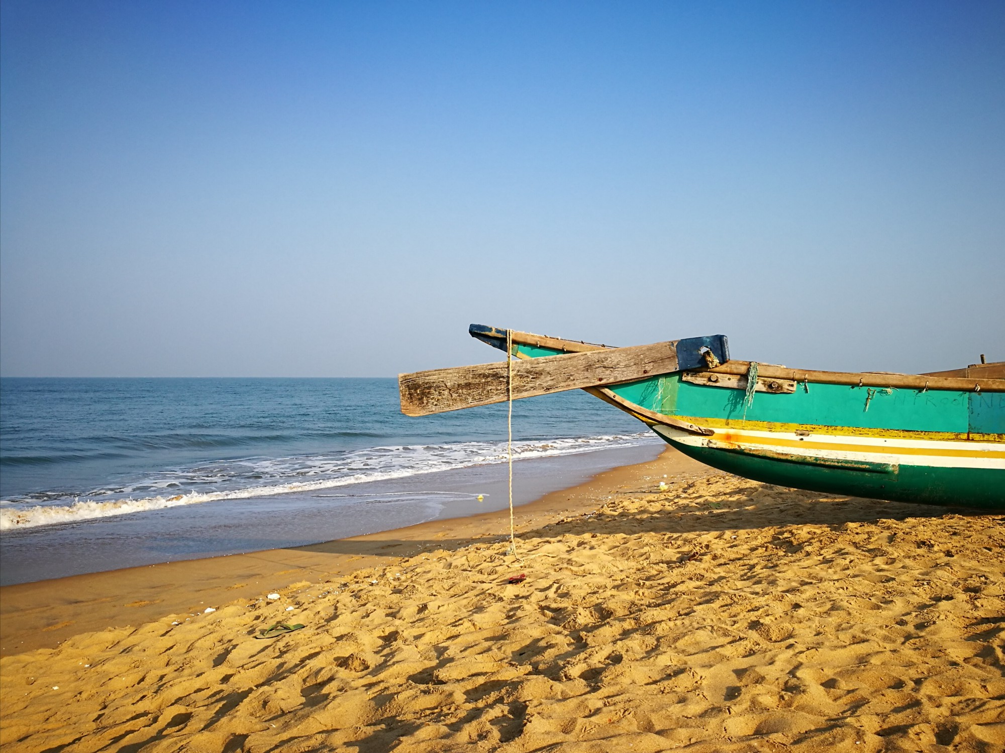Viaggio in Sri Lanka: Negombo