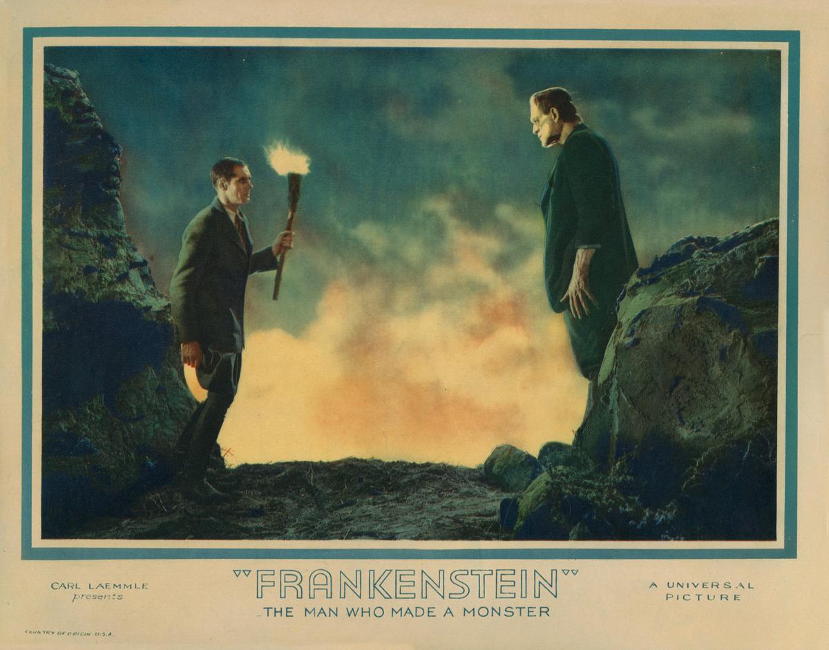 Il mito di Frankenstein