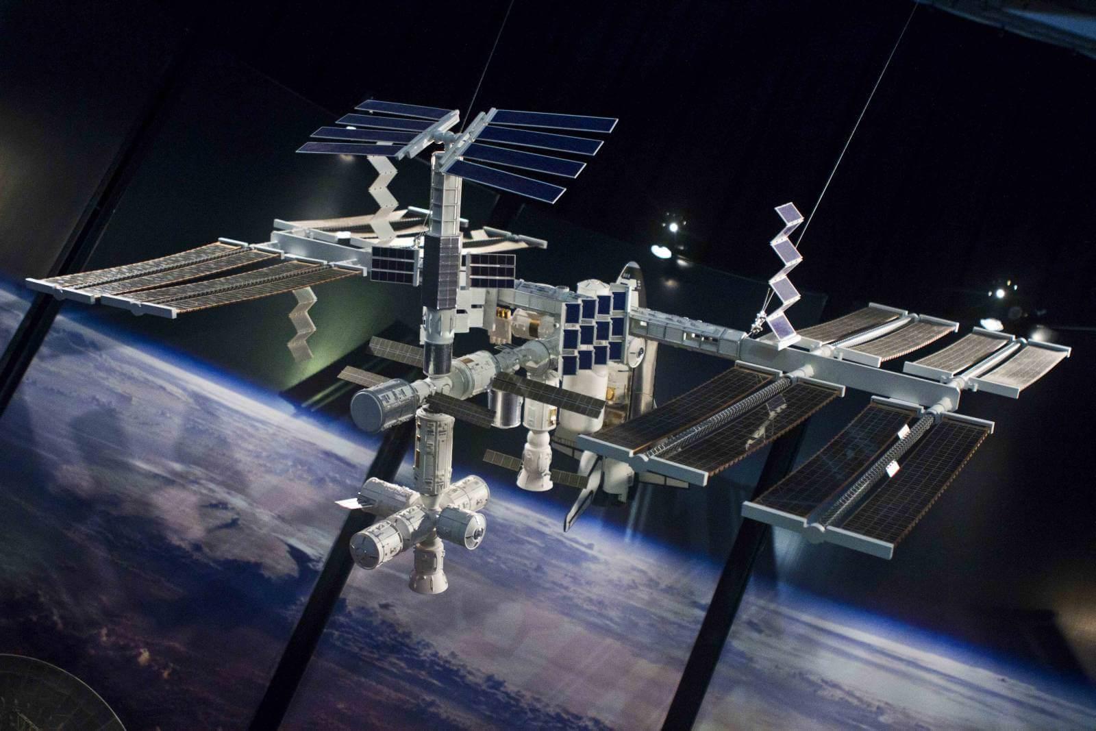 Mostra NASA - Stazione Spaziale Internazionale ISS