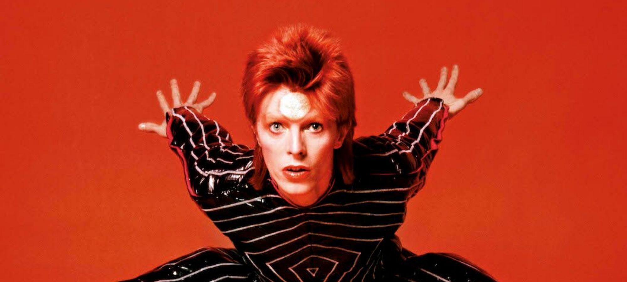 Bowie e Sukita: in un libro, l'amicizia e il sodalizio artistico