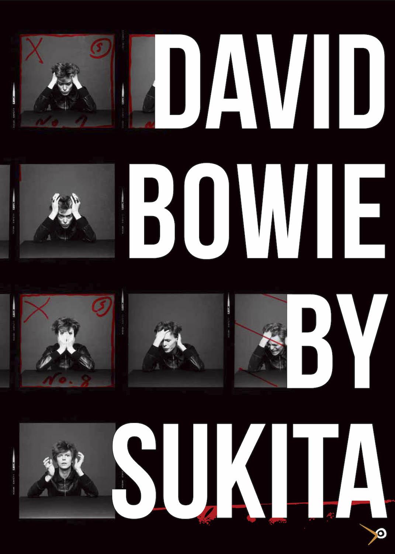 Bowie by Sukita
