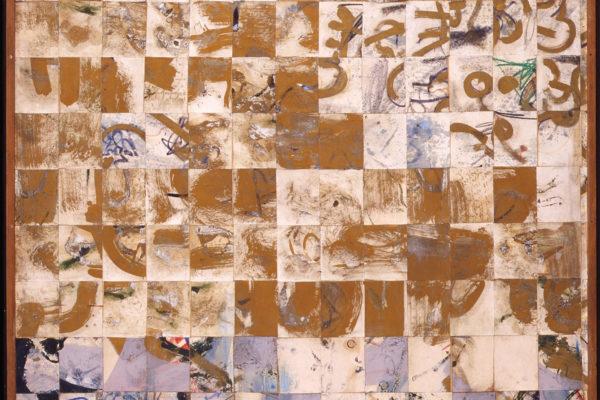 Collage - Senza titolo, 1955-1956