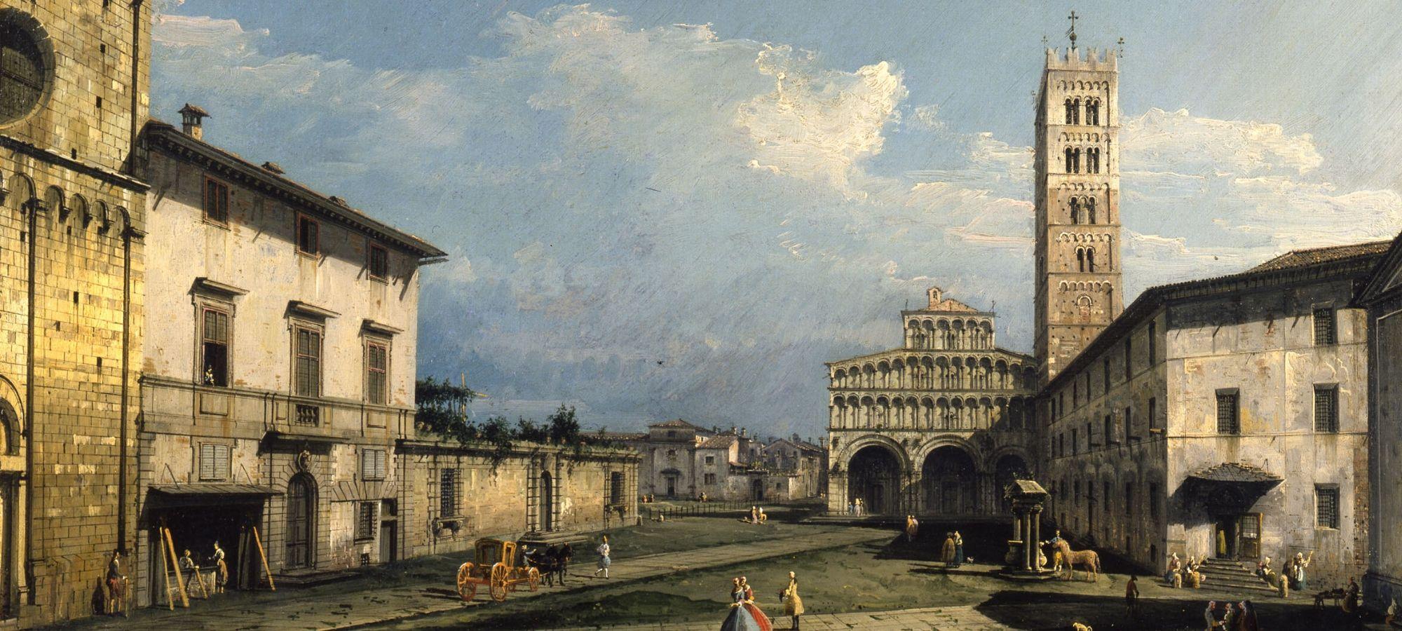 Bernardo Bellotto e il ritorno a Lucca