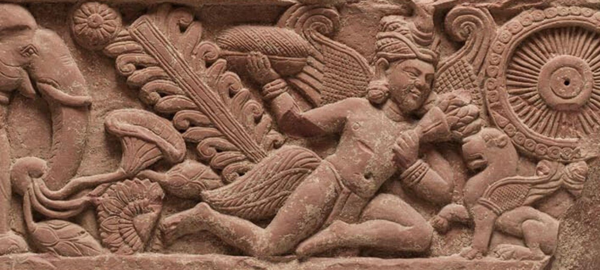 L'India antica e i capolavori in mostra a Mendrisio
