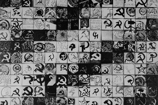 Enzo Mari - Falce e martello - Litografia