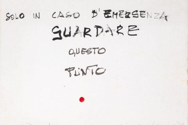 Giuseppe Chiari - Punto