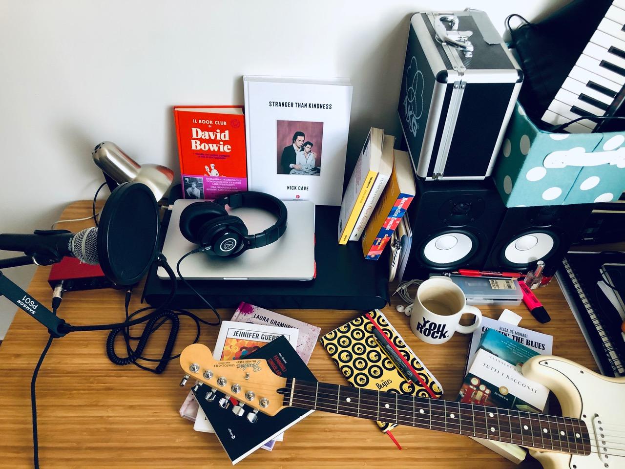 Laura Gramuglia e il podcast Rocket Girls, per raccontare le donne della musica